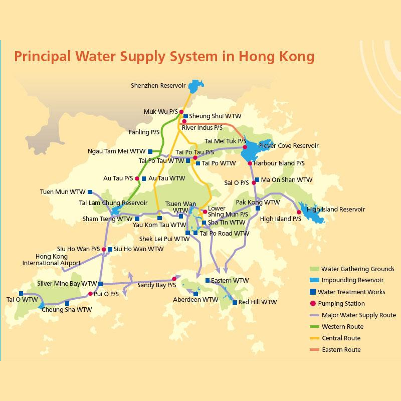 Wsd Dongjiang Water