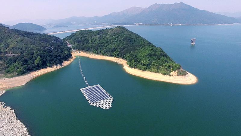 Wsd Floating Solar Power System