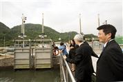 Southern District Council Visits Sha Tin Water Treatment Works(Image)